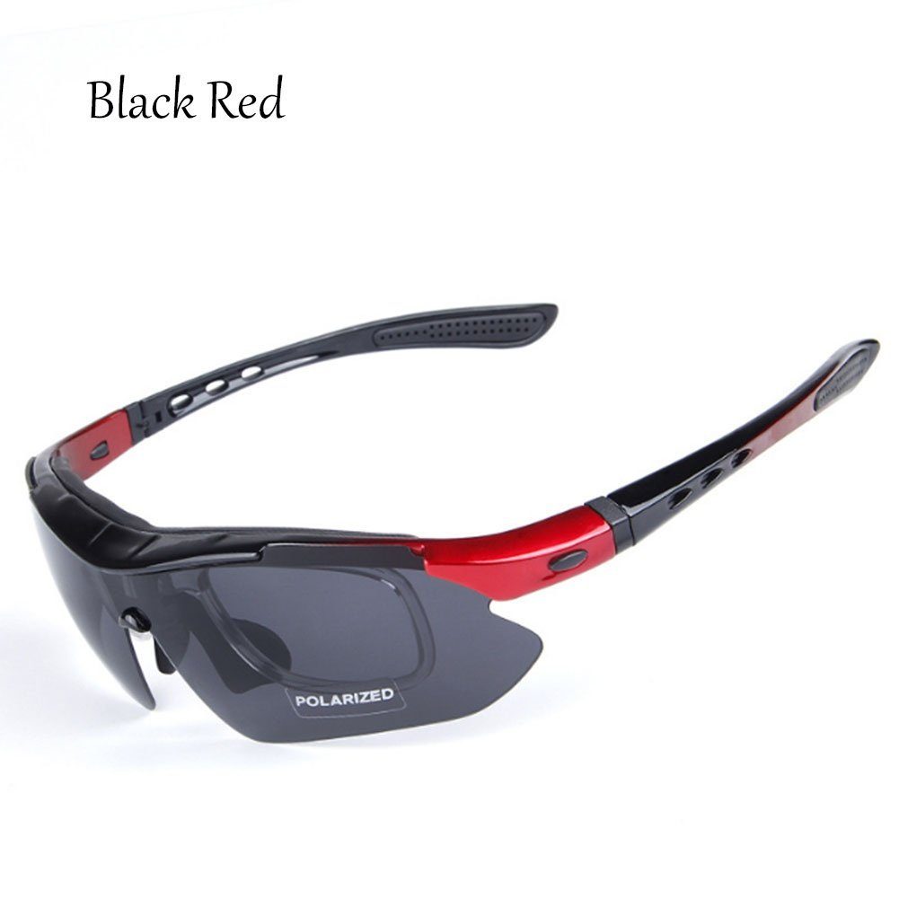 Smpjf PES-Montar Gafas De Sol Polarizadas Bicicleta De ...