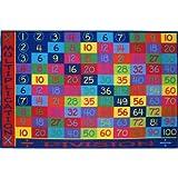 Fun Rugs Fun Time Multiplication Rug 8'x11′ For Sale