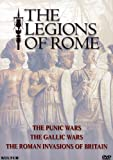 Legions of Rome Boxed Set - Punic Wars, Gallic Wars, Roman Invasions of Britain