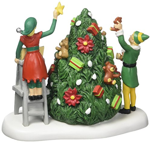 Department 56 Elf the Movie Village Buddy Decorating Tree Accessory Figurine by Department 56 (Image #2)