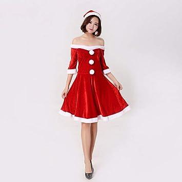 Amazon.com : CVCCV Christmas Costumes Adult Christmas ...