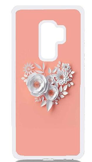 Amazon Com Samsung Galaxy S9 Case Custom Flower Wallpapers Hard