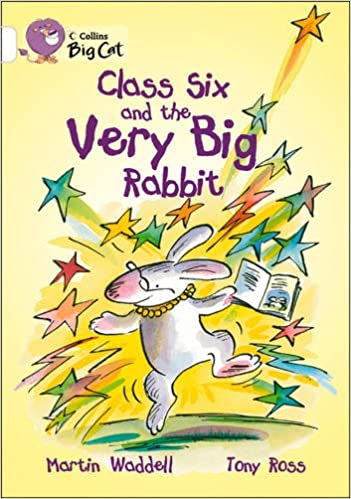 Collins Big Cat - Class Six and the Very Big Rabbit Workbook