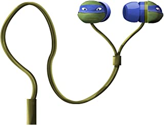 Sakar Nickelodeon Teenage Mutant Ninja Turtles Molded Earbuds (11365) Sakar Toys CA Misc. Product