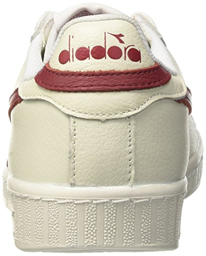 Peppers White Low L Game Diadora white C6313 chili nWHYYx