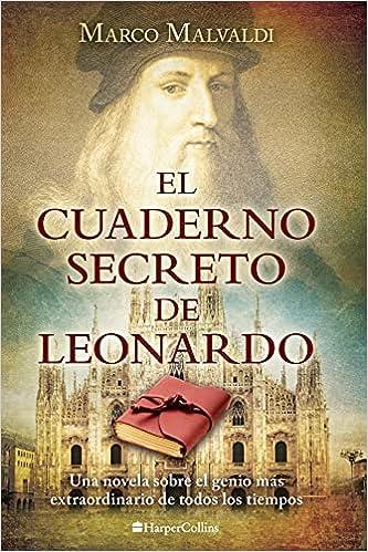 El cuaderno Secreto de Leonardo de Marco Malvaldi