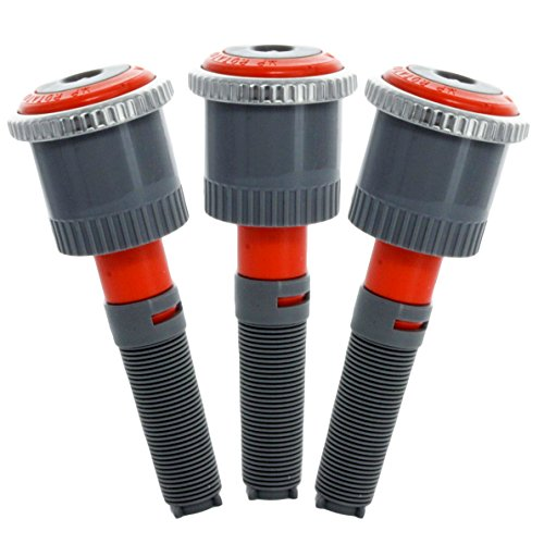(Hunter MP800SR-90 | MP Rotator Spray Nozzle | Short Radius | Adjustable from 90-210 Degrees Arc | 6' to 12' Distance | 3-PACK)