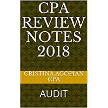 CPA Review Notes 2018: AUDIT