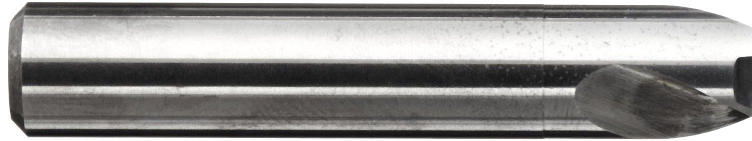 5//128 Diameter x 1-1//2 Length Straight Shank 118 Degree Slow Spiral Uncoated Finish Pack of 1 YG-1 D5412 Carbide Twist Jobber Drill Bit #56 Size