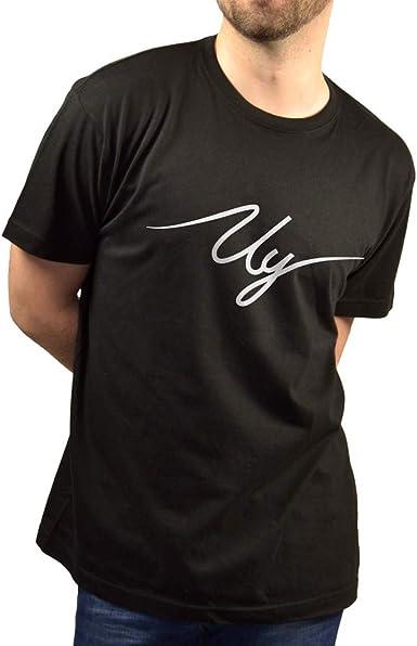 SUPERMOLON Camiseta Negra Unisex UY Albert! Modelo Básica ...