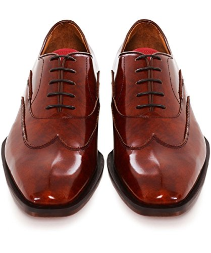 Oliver Sweeney Alassio Mens Oxford-Schuh Antique Tan