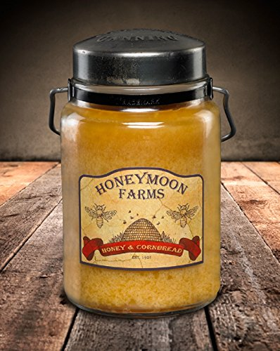 McCall's Country Candles - 26 Oz. - Honey Cornbread by McCalls Candles