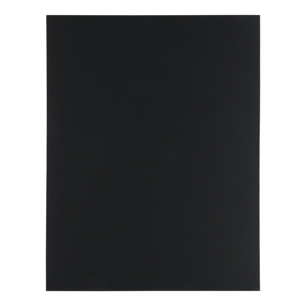 Chalkboard Paper 11'''' x14 Black - 25 Sheets by Chalk Ink