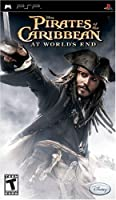 Pirates of the Caribbean: At World's End - Sony PSP by Disney Interactive Studios