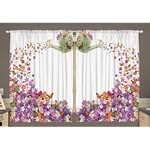 Modern Kitchen Curtains: Amazon.com