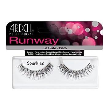 cb1167bbd11 Amazon.com : Ardell Runway Lashes, Sparkles : Fake Eyelashes And Adhesives  : Beauty