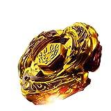#8: L-Drago Destroy Destructor Gold Armored Metal Fury 4D Beyblade