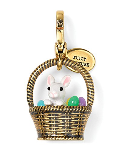 Juicy Couture Easter Basket Charm