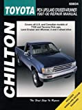 Chilton's Toyota Pick-ups/Land Cruiser/4Runner 1997-00 Repair Manual