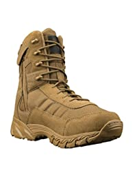 "Altama Footwear Men's Vengeance SR 8"" Side-Zip Boot"