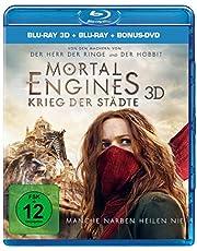 Mortal Engines: Krieg der Städte (3D Blu-ray) (+ Blu-ray 2D)