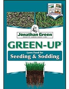 Jonathan Green 11540 Green Up Seeding & Sodding Lawn Fertilizer