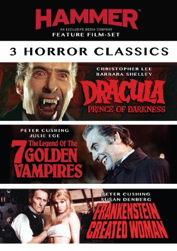 Hammer Horror Collection (3 Film Set) by Millennium