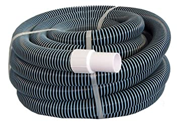 Swimming Pool Commercial Grade Vacuum Hose 1.5-15 length with Swivel End