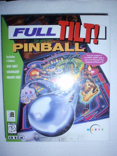 full-tilt-pinball-space-cadet-dragon-keep-skulduggery-cd-rom
