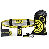 Spikeball Pro Kit (Tournament Edition) - Includes Upgraded Stronger Playing Net, New Balls Designed to Add Spin, Portable Ball Pump Gauge, Backpack, Official Serving Line - As Seen on Shark Tank TV