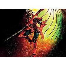 004 The Legend of Dragoon 33x24 inch Silk Poster Aka Wallpaper Wall Decor By NeuHorris