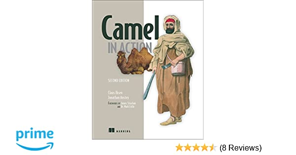 Amazon com: Camel in Action (9781617292934): Claus Ibsen