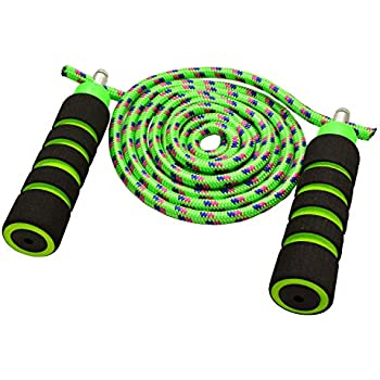 Amazon Com Big Candy Stripe Jump Rope With Braided