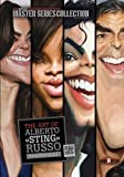 The Art of Alberto 'Sting' Russo: Caricatures: MadArtistPublishing.com Presents MASTER SERIES COLLECTION