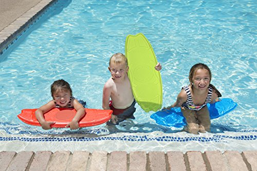 51XIUFnCL8L - Poolmaster Swimming Pool Underwater Surf Board, Blue