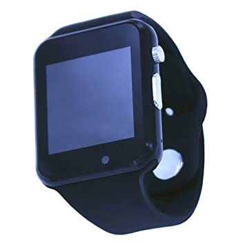 UWSmart Watch - Reloj Inteligente Bluetooth con Pantalla táctil y Tarjeta TF para Android, Compatible