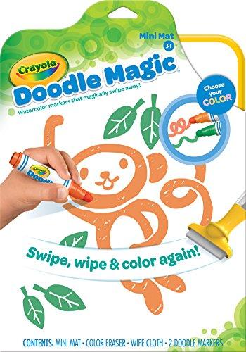Crayola Doodle Magic Mini Mat