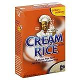 Cream of Rice Nabisco Cream Of Rice, 14-ounces (Pack of6)