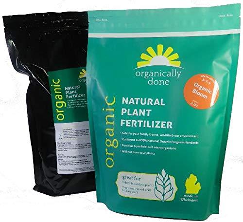 - Organically Done Organic Bloom (3-7-4) (8 lbs)