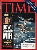 Time Magazine November 3, 1997 How I Survived MIR