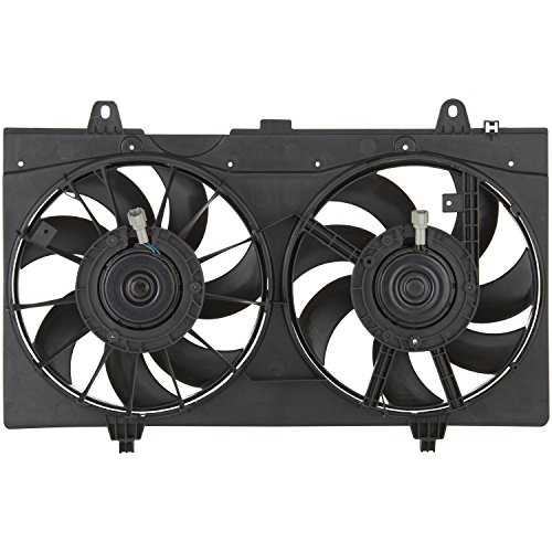 (Spectra Premium CF23030 Dual Radiator Fan Assembly)
