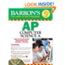 Barron's AP Computer Science A with CD-ROM, 6th Edition (Barron's AP Computer Science (W/CD))