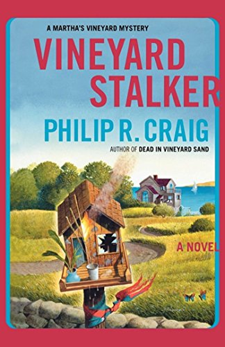 Vineyard Stalker: Martha's Vineyard Mystery #18 (Martha's Vineyard Mysteries)