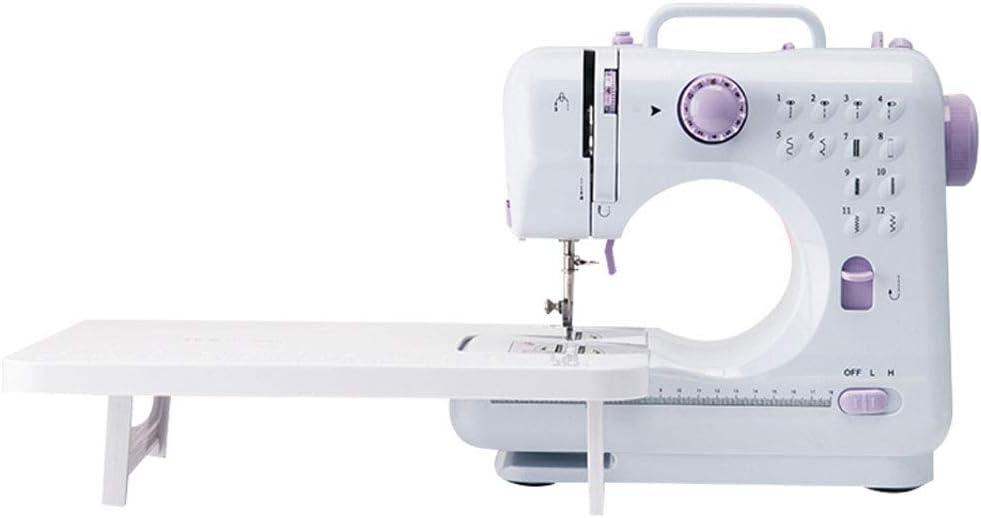 ABCCS Mini máquina de Coser máquina de Coser Manual portátil ...