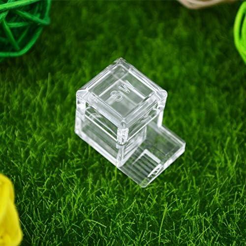 Quadrat Design Wasser Füttern Bereich Mit Treppe Zum Ameise Nest Ameise Bauernhof Acryl Oder Insekt Ameise Nester Villa Haustier Manie Zum Haus Ameisen