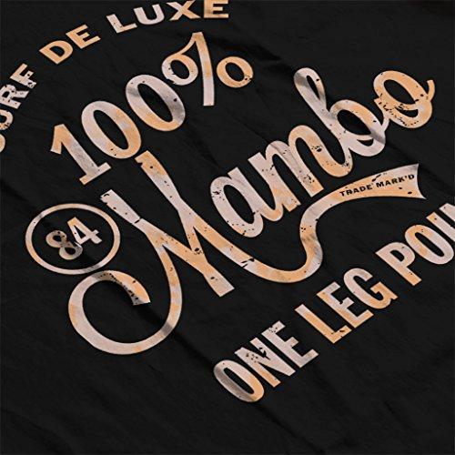 Mambo Orange Leg Vest Women's Point One Surf Black Deluxe OqwaO