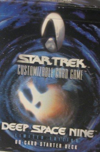 (Star trek CCG Deep Space Nine Starter Deck)