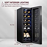 Schmecke 12 Bottle Compressor Wine Cooler