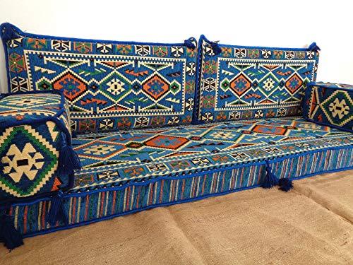 floor seating,floor cushions,arabic seating,arabic cushions,floor sofa,oriental seating,furniture,majlis,jalsa,floor couch,arabic couch - MA 42 (Sofa Oriental Sets)