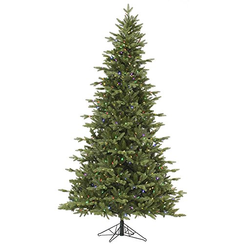 Artificial Christmas Tree With Multicolor Led Lights in US - 9